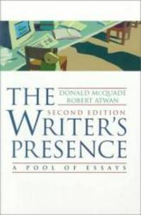image of Writers Presence: A Pool of Essays