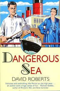 image of Dangerous Sea (Lord Edward Corinth & Verity Browne Murder Mysteries)