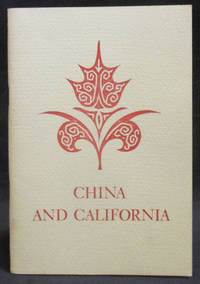 China and California : The Impact of Nineteenth and Twentieth Century Chinese Art and Culture on California