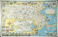A World of Fun and Relaxation - Massachusetts The Historic Vacationland.  A Travel Map to help you feel at home in the Bay State!.