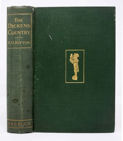 London: A & C Black, 1905. 1st edition (NCBEL III, 849). Original publisher's green cloth binding wi...