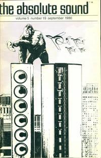 THE ABSOLUTE SOUND: Sept 1980, Vol 5, No 19