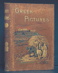 image of Greek Pictures Drawn with Pen and Pencil