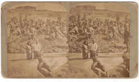 Baptism of 130 Indians of the Shebit Nation at St. George, By the Mormons (Views of the Great West from the Missouri River to the Pacific Ocean. Utah Series)