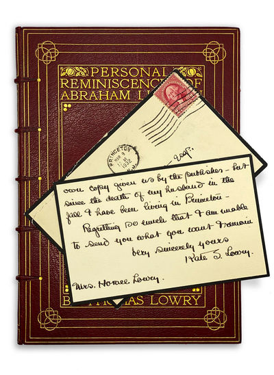 Personal Reminiscences of Abraham...