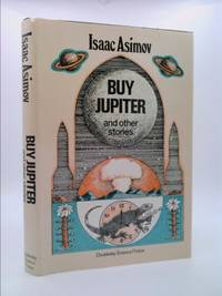 Buy Jupiter and Other Stories by Isaac Asimov - 1975