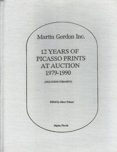 Naples, Florida: Martin Gordon Inc, Nd. First edition. Stiff Wraps. Orig. white cloth front cover le...