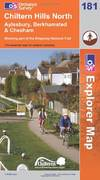 image of Chiltern Hills North (OS Explorer Map)