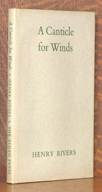 A CANTICLE FOR WINDS