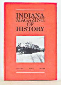 Indiana Magazine of History, Volume 85, Number 1 (March 1989)