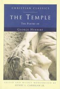image of The Temple: The Poetry of George Herbert (Christian Classic)