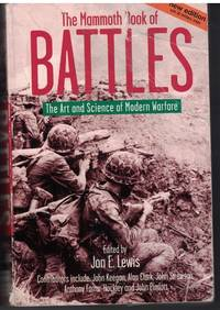image of Mammoth Book Of Battles The Art and Science of Modern Warfare