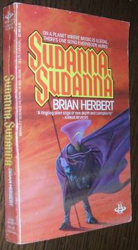 Sudanna, Sudanna by  Brian Herbert - Paperback - Later Printing - 1986 - from biblioboy (SKU: 062481)