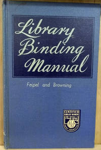 image of Library Binding Manual