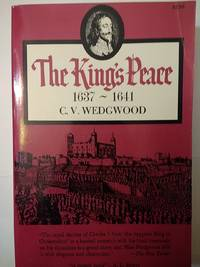 The King's Peace by  C. V Wedgwood - Paperback - 1969 - from Early Republic Books and Biblio.com