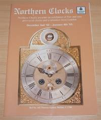 image of Northern Clocks 2003 Catalogue - Exhibition of fine and rare provincial clocks December 2nd '02 - January 4th '03