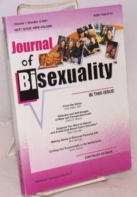 image of Journal of bisexuality; volume 1, number 4