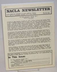 image of NACLA newsletter