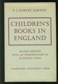 image of Children's Books in England