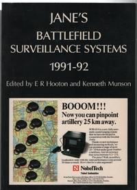 Jane's Battlefield Surveillance, 1991-1992