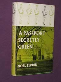 A Passport Secretly Green