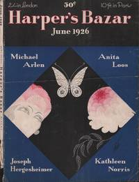 image of Harper's Bazar (Harper's Bazaar) - June, 1926 - Cover Only