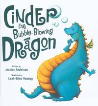Cinder the Bubble Blowing Dragon
