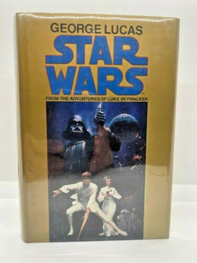 STAR WARS SIGNED FIRST EDITION IN...