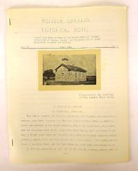 Western Ontario Historical Notes June 1944