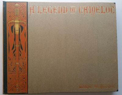New York and London: Harper and Brothers, 1898. Oblong quarto. 255 x 320 mm. (10 x 12 1/2 inches). ,...