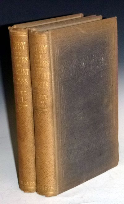 New York (1884): D & J Sadlier & Co. First Editions. Octavo. 372 and 369pp. One of the most powerful...