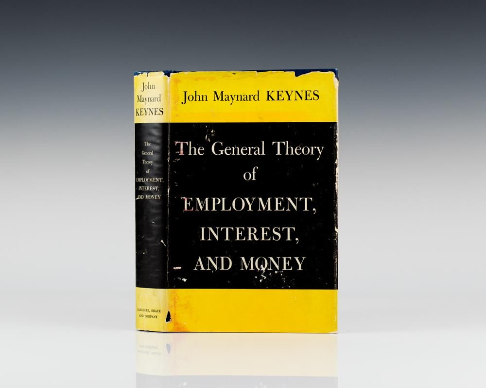 keyness general theoryof employment essay Theory of employment, interest and money which appeared in the issue for november, 1936 they contain detailed on the theory of the rate of interest to appear in the volume of essays in honor of irving fisher 209 with results which in kind are substantially identi- cal with keynes', as a factor operating to reduce the.