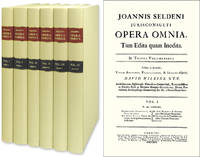 Opera Omnia... The Complete Works... 3 Vols. in 6 books. Complete set
