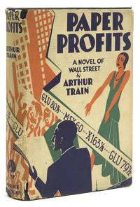 Paper Profits. A Novel of Wall Street