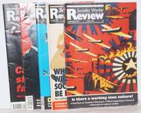 image of Socialist Review [5 issues of the magazine, Britain]