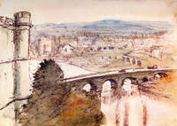image of Lloyd Rees Drawings