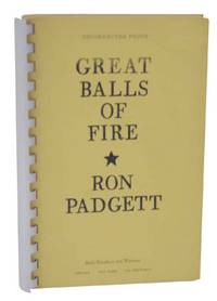 Great Balls of Fire (Proof)