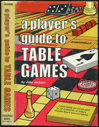 image of A Player's Guide to Table Games