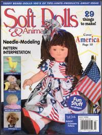 image of Soft Dolls & Animals  June/July 2004, Volume 8, Issue 4