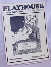 image of Playhouse: the magazine of all world charm; vol. 1, #4, July 1983: Holy Year Edition