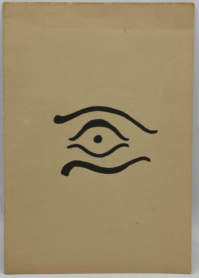 Sewanee, Tennessee: The University of the South, 1959. Stapled Pamphlet. Near Fine binding. The Cata...