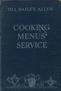 image of Ida Bailey Allen's Modern Cook Book (Mrs. Allen on Cooking, Menus, Service)