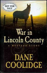 image of War in Lincoln County: A Western Story