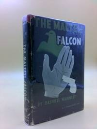 image of THE MALTESE FALCON -- Modern Library with dj