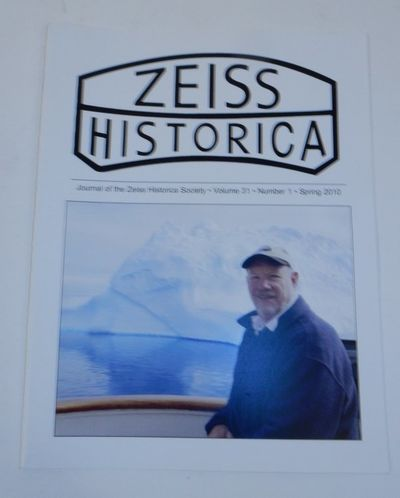 Austin, TX: Zeiss Historica Society, 2010. First Edition. Wraps. Near Fine. First Edition. 24 pages....