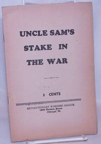image of Uncle Sam's stake in the war