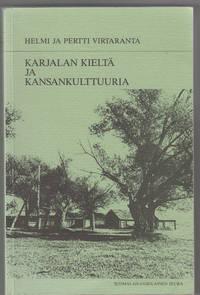 image of Karjalan Kielta Ja Kansankulttuuria