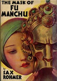 image of THE MASK OF FU MANCHU.