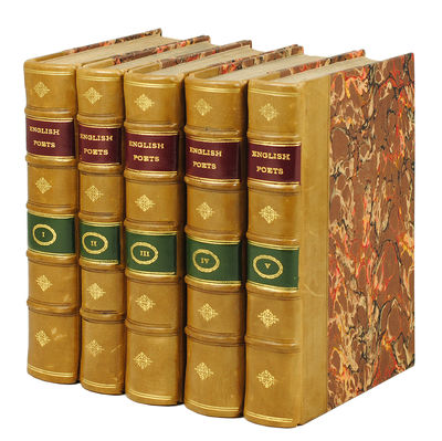 The English Poets, Selections with...