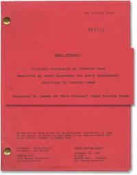 Mars Attacks! (Original screenplay for the 1996 film)